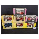 7 Beluras Model Tractors