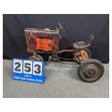 Vintage Chain driven Pedal tractor