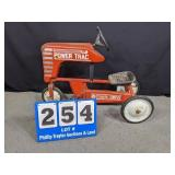 Vinatge AMF Power Trac Pedal Tractor