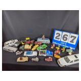Huge Selection of Vintage Toys & Diecast Cars