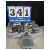 Large Assortment of Screws and Fastners