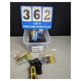 Assortment of Truck and Trailor Wiring Accessories