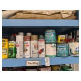 Large Selection of Paint and Painting Supplies