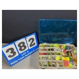 Tacklebox with Huge Assortment of Tackle