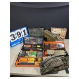 Large Assortment of Gun Cleaning Supplies