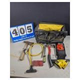 Tool Bag & Tools