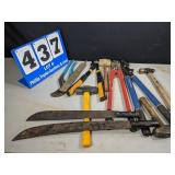 Great Selection of Handtools