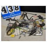 Great Selection of Air Chucks & Tools