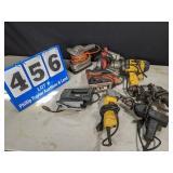 8 Piece Electric Tool Lot