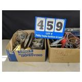 Two Boxes of RV & Automobile Accessories