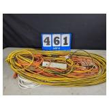 Large Selection Of Extension Cords