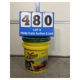 5 Gallons  Xtreme Hydraulic & Transmission Fluid