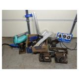 Large Lot  of Tools & Misc Supplies
