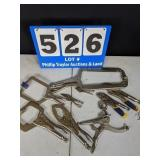 Selection of Vice Grips & Clamps