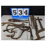 Great Collection of Antique Tools