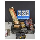 Large Selection of Tools & Supplies