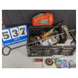 Selection of Tools & Supplies