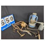 Vintageand Antique Tools & Decor