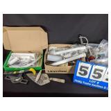 Assortment of Plumbing Supplies & Tools