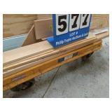 Model PD-3 Drywall Cart & Contents