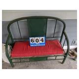 Custom Metal Bed/Bench Conversion