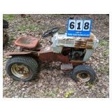 Sears Custom 4 Speed Lawn Tractor
