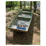 12ft Aluminum John Boat