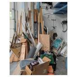 Garage Clean Up Lot