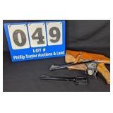 Thompson Center Arms Contender Multi Cal Pistol