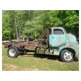 1949 Chevy Cab Over Engine (COE) 2 Ton Truck