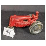 Vintage MM Toy Tractor