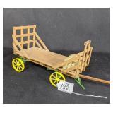 John Deere 4 Wheel Wagon