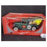 Coco Cola Ford Bache Truck