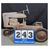 Vintage Eska Pedal Tractor