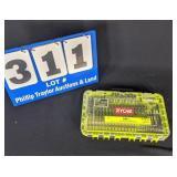 Ryobi 120 Piece Drilling and Driving Kit