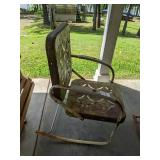 Vintage Outdoor Chair