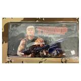 6 Each Trump Rambo License Plate New