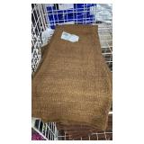 9 Each Brown Wash Rags New