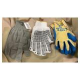 28 Each 3 Different Sets Of Gloves New