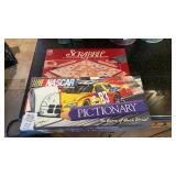 Scrabble & Pictionary