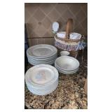 Tienstan Stoneware Set
