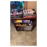 Bookshelf & Contents