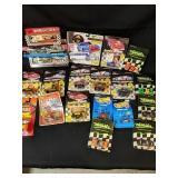 20 Piece Die Cast Nascar Collection