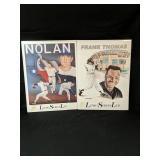 Nolan Ryan & Frank Thomas Posters  Posters