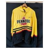 Autographed Steve Park Pennzoil Jacket