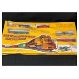 Mehano Thunderbolt Express HO Scale Train Set