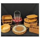 Great Selection of Serving Baskets