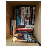Selection of Military Themed Hardback Books