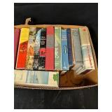 Selection of Vintage & Antique Books