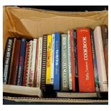 Selection of Cookbooks